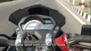 7. Yamaha FZ-S video review: Tech specs and test ride of the Yamaha FZ-S