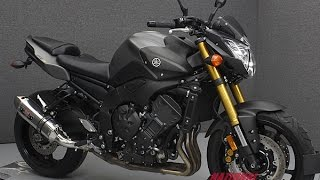 4. 2012  YAMAHA  FZ8 800   - National Powersports Distributors
