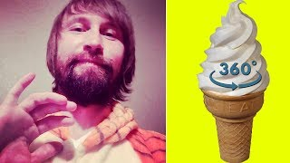 Video FUNNY VR 360 tiger steals ice cream for kids ★VR 360 MP3, 3GP, MP4, WEBM, AVI, FLV Agustus 2019