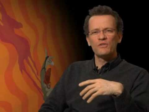 Yann Martel discusses his new novel 'Beatrice and Virgil'