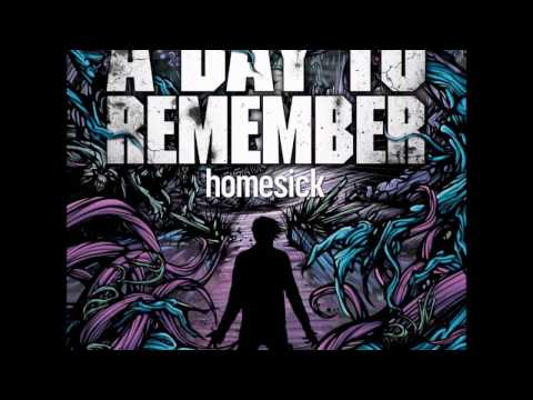 A Day To Remember - Homesick (FULL DELUXE ALBUM)