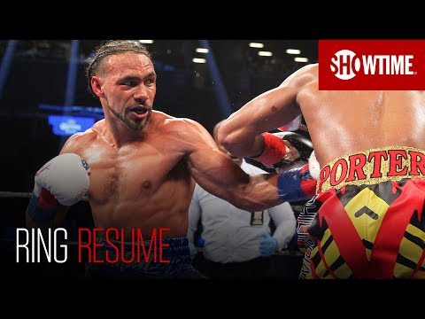 RING RESUME: Keith Thurman | SHOWTIME Boxing