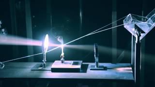 世界初、光が繋ぐピタゴラスイッチが最高にクール
