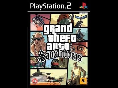 Trucos de GTA san andreas (PS2)