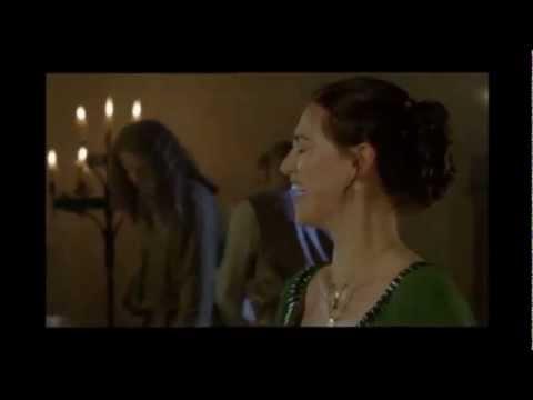 Merlin- S2E01- Arthur and Morgana Scene Spoof/Blooper