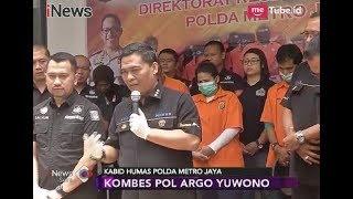 Video Polisi Rilis Barbuk Penangkapan Anak Elvy Sukaesih - iNews Sore 17/02 MP3, 3GP, MP4, WEBM, AVI, FLV Februari 2018