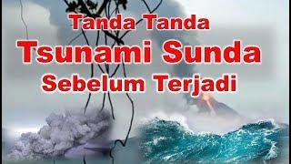 Video Tanda Tanda Sebelum Tsunami Anyer, Banten, Sunda MP3, 3GP, MP4, WEBM, AVI, FLV Januari 2019