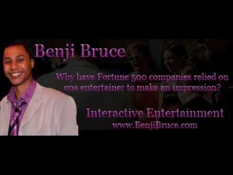 Denver Mentalist Benji Bruce reads minds on the radio and 98.9 Magic FM talks about hiring Benji