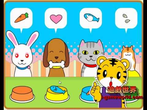 巧虎小小寵物管理員-遊戲世界