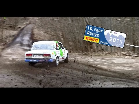 Eger rally 2015 action HD