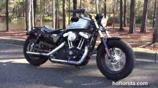 10. Used 2011 Harley Davidson Sportster Forty-Eight Motorcycles for sale