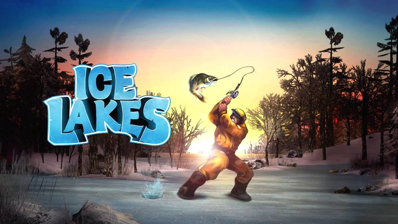 'Ice Lakes' Is an Open World Ice Fishing Simulator With Bears, out September 5th on the App Store