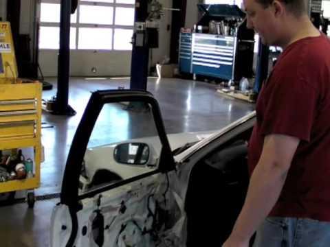 honda accord window repair