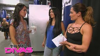 Nonton Rosa Mendes talks to The Bella Twins about her boyfriend: Total Divas Preview Clip: February 23, 2.. Film Subtitle Indonesia Streaming Movie Download