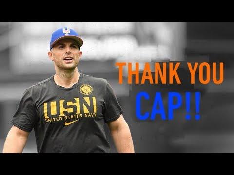 THANK YOU CAP!! (David Wright Career Tribute)