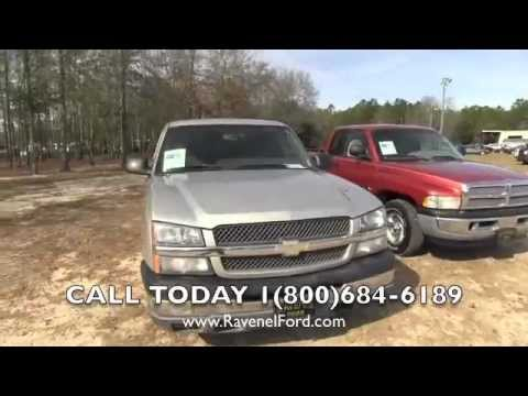 2004 CHEVROLET SILVERADO 1500 LS Review * Charleston Truck Videos * For Sale @ Ravenel Ford