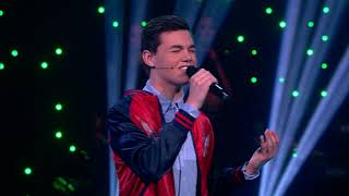 Jarmo de Rek met Dancing on my own   So You Think You Can Sing