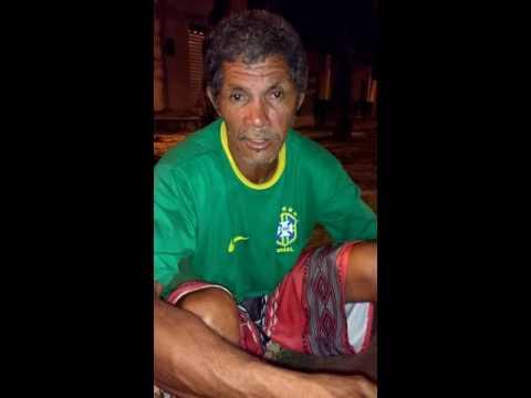 Entrevista com um bêbado em lagoa alegre Piauí