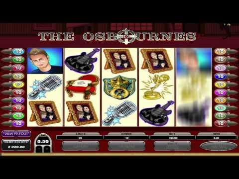 FREE The Osbournes ™ slot machine game preview by Slotozilla.com