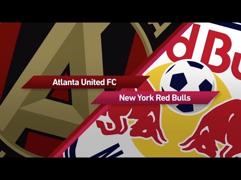 HIGHLIGHTS: New York Red Bulls 2-1 Atlanta United
