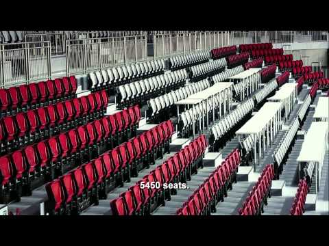 Qatar Handball Association Complex Launching Video
