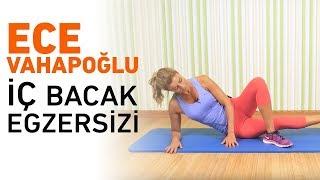 Video Ece Vahapoğlu ile İç Bacak Egzersizi MP3, 3GP, MP4, WEBM, AVI, FLV Desember 2018