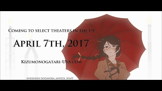 Nonton Kizumonogatari Part 3  Reiketsu Trailer Film Subtitle Indonesia Streaming Movie Download
