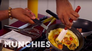How-To: Make Classic & Buffet Style Omelettes by Munchies