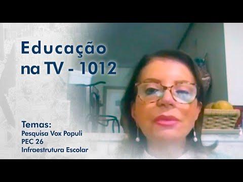Pesquisa Vox Populi | PEC 26 | Infraestrutura Escolar