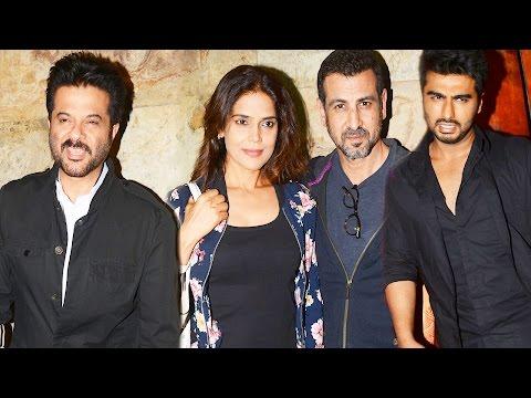Salman Khan's Family Watches Harshvardhan Kapoor a