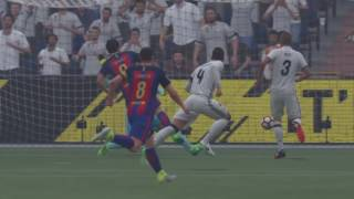 Legendary real madrid VS Barcelona (nadif) Fifa 17