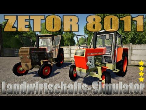 Zetor 8011 v1.0.0.0