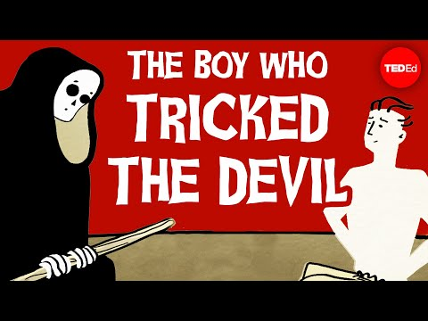 The tale of the boy who tricked the Devil - Iseult Gillespie