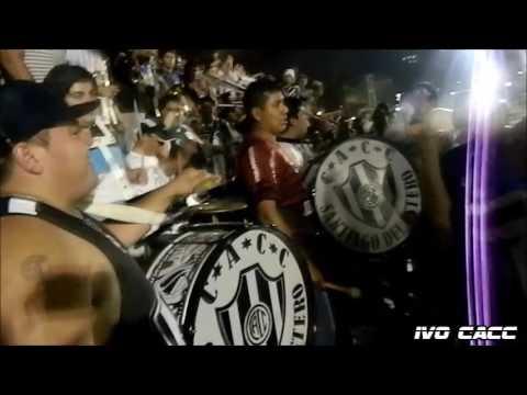 Central Cordoba vs Independiente Rivadavia M - NO ME ARREPIENTO DE ESTE AMOR - La Barra del Oeste - Central Córdoba