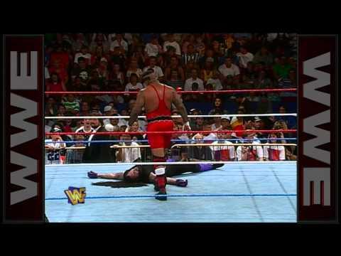 The Undertaker vs. Kama - Casket Match: SummerSlam 1995