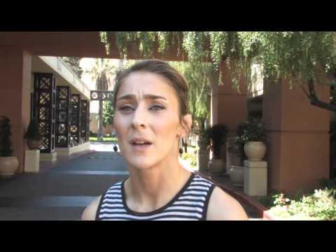 Marloes Coenen Prefight Interview vs Sarah Kaufman