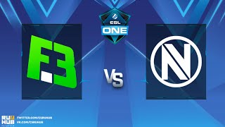 EnVyUs vs Flipsid3, game 2
