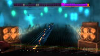 Lead guitar on Iron Maiden's The Trooper at highest difficulty setting.