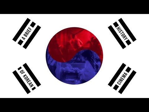 A Brief History of Korean Cinema