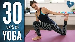 Day 14 - Mindful Hatha Yoga Workout - 30 Days of Yoga