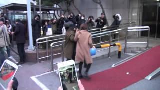 [직캠Fancam] 151225 뮤직뱅크 입구 레드벨벳 Music Bank Entrance Red Velvet