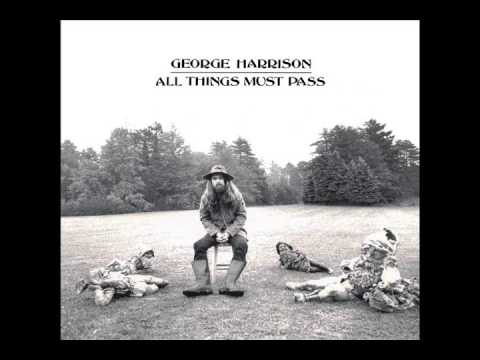 crisp - George Harrison was born in Liverpool, England on February 25, 1943. Property of EMI records. Original 1970 vinyl pressing. I double checked the speed, the o...