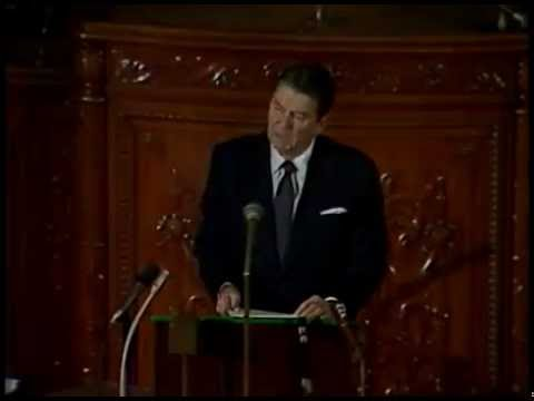 President Reagan's Remarks to the Japanese National Diet in Tokyo on November 11, 1983