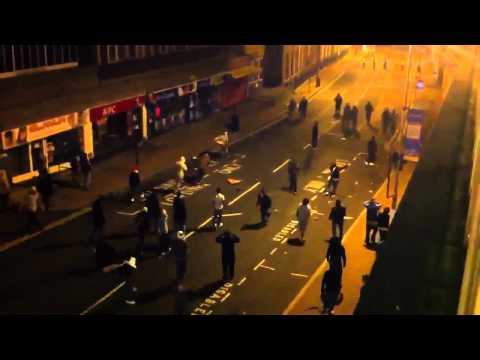 Politie machteloos in Woolwich