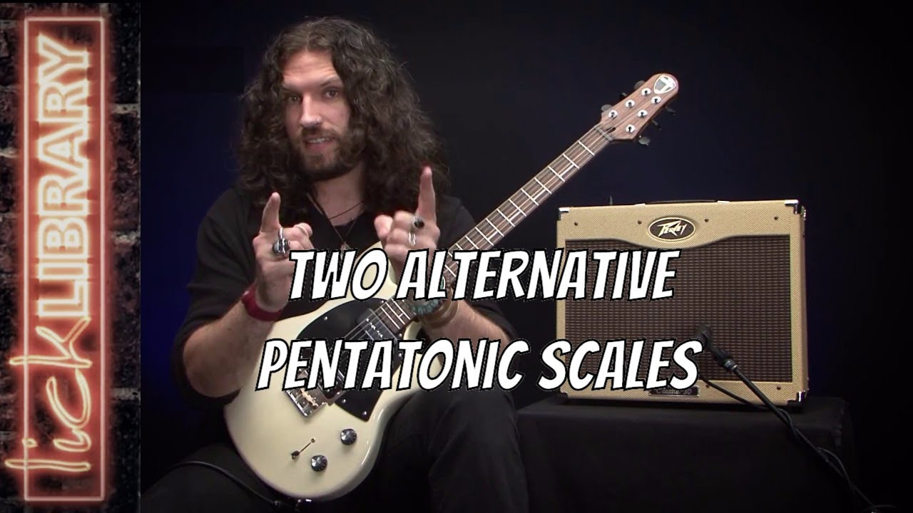 Two Alternative Pentatonic Scales | Nick Jennison | Guitar Lessons