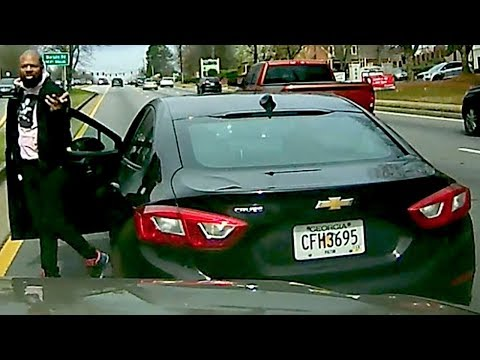 🇺🇸 AMERICAN CAR CRASH / INSTANT KARMA COMPILATION #205