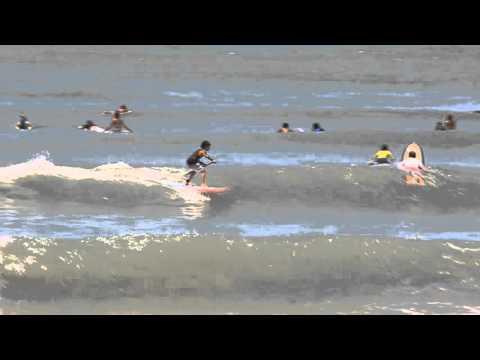 Nolan en SUP au Brésil /Praia de Madeiro