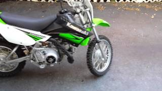 5. 2010 klx110 for sale