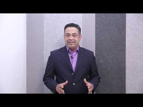 "Sunder Madakshira shares his thoughts on the topic of ""New 4P's of Marketing"""