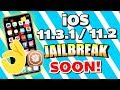 iOS 113 / 112 Jailbreak COMING SOON! + How To Downgrade from iOS 114 NOW! (iPhone, iPad, iPod)